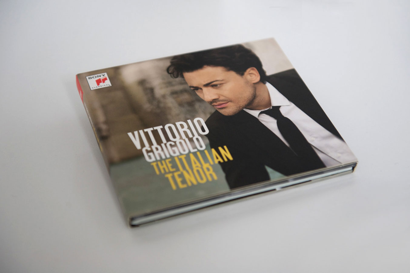 Vittorio Grigolo | The Italian Tenor | Artbook